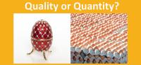 140703 Quality or Quantity