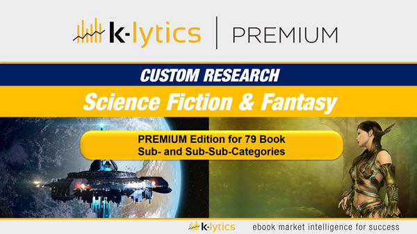 Science Fiction and Fantasy Report Cover