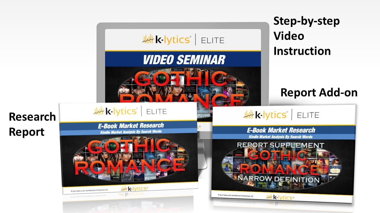 Romance Book Market Research Report Image